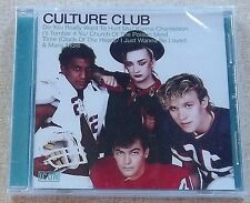 CULTURE CLUB Icon 19 tracks SOUTH AFRICA Cat# 060075344726