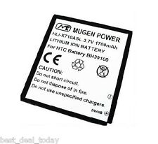 Mugen Power 1700MAH Extended Life Slim Battery For HTC Vivid AT&T / Raider 4G