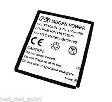 Mugen Power 1700MAH Extended Life Slim Battery For HTC Vivid AT&T / Raider 4G