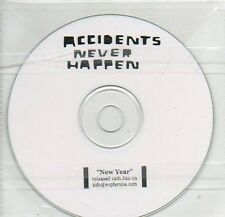 (112B) Accidents Never Happen, New Year - DJ CD