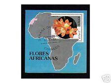 0652++SAHARA   BLOC  FLEURS    AFRICAINES