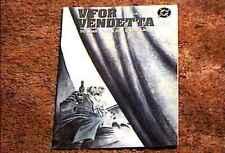 V FOR VENDETTA #9 COMIC BOOK VF/NM