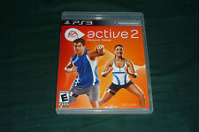 EA Sports Active 2  (Sony Playstation 3, 2010) Game Only