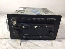 ✅ 2005 2006 Envoy Trailblazer Am Fm 6 Disc Cd Player Stereo Radio Bose UC6