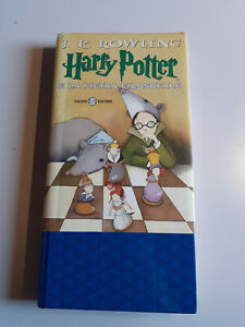 Rowling HARRY POTTER E LA PIETRA FILOSOFALE, XXI ristampa novembre 2001 SALANI