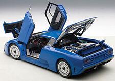 Autoart BUGATTI EB110 GT DARK BLUE Color in 1/18 Scale. New Release! In Stock!