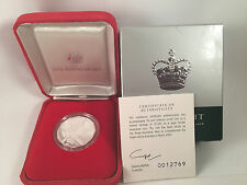 2000 50c Fine Silver Proof Coin - Royal Visit