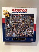 Costco Exclusive Eric Dowdle Warehouse Puzzle 1000 Piece RARE - Free Shipping!