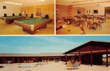 Sun City Arizona Apollo Mobile Home Park Billards Multiview Postcard K80037