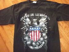 """Toby Keith """"Made In America"""" Us 2011 Tour shirt Adult Large"""