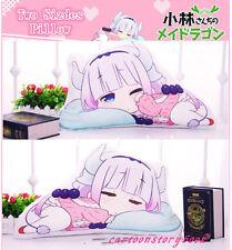 Miss Kobayashi's Dragon Maid Kanna Kamui Hold Pillow Plush Cushion Doll Bolster