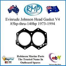 A1 Evinrude Johnson Motor Head Gasket V4 Cross Flow 115-140hp 1973 - 78 318358