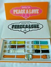 Invicta 25026 Women's 29mm Baby Lupah Peace & Love 7 Easy Pin Straps Wrist Watch