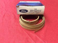 NOS 1978 1979 1980 Ford Fiesta PIN Stripe Kit D8RZ-6420000-AY  GOLD