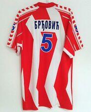VOLLEYBALL CLUB RED STAR BELGRADE SERBIA MATCH WORN SHIRT YUGOSLAVIA