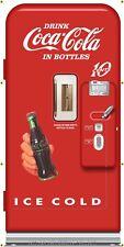 COKE COCA COLA MACHINE VENDO 39 REPLICA PRINTED BANNER LARGE SIGN ART 3' X 6'