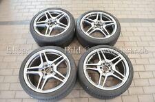 Mercedes Alufelgen Satz + Reifen 19 Zoll für CLS W218 und E W212 63 AMG
