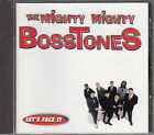 THE MIGHTY MIGHTY BOOSTONES - let's face it - CD