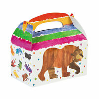 Eric Carle'S Brown Bear Brown Bear What Do You See? Favor Boxes