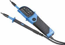 Circuito de continuidad eléctrica Voltaje LED Digital Tester IP64 Gato 2 dos polos III