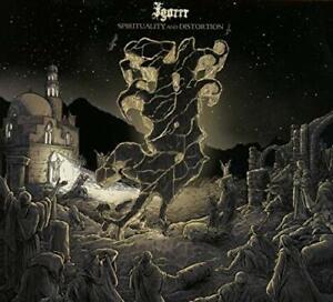 SPIRITUALITY AND DISTORTION - IGORRR [CD]