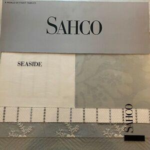 Sahco - Seaside     - Fabric Sample Book