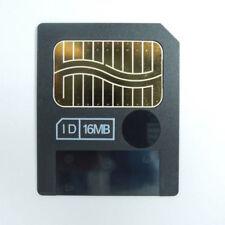 SmartMedia 16MB SM Memory Card GENUINE Made in Japan For Olympus FUJI Camera