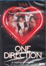 Dvd video **I LOVE ♥ ONE DIRECTION ♥ MADE WITH LOVE** nuovo sigillato 2013