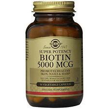 Solgar Biotin Capsule Vitamins & Minerals
