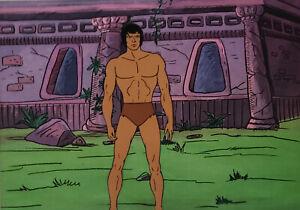Tarzan, Lord Of The Jungle Original Animation Cel