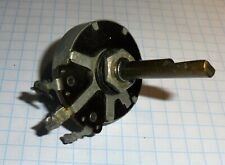 CTS 80 Ohm   Potentiometer with snap switch