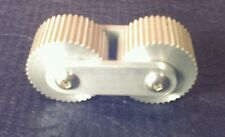 Custom Made Gear Spinner Fidget Toy Machined Aluminum Stainless Hardware EDC New