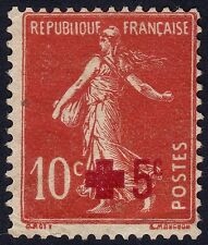 /FRANCE Sower surcharge 5c+10c MH @E2531