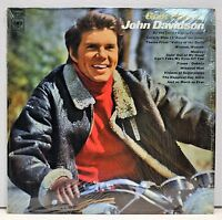 "JOHN DAVIDSON   ""Goin' Places""   Vinyl LP    Columbia  CS9654"