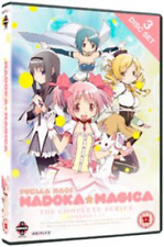 Puella Magi Madoka Magica: The Complete Series (UK IMPORT) DVD NEW