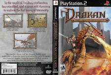 Drakan: The Ancients' Gates (Sony PlayStation 2, 2002)