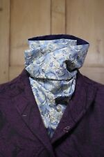 William Morris Leicester Lined Neck Scarf Ice Blue