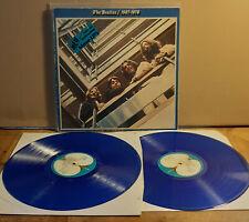 """The Beatles - 1967-1970 . Blaues Album - 2LP Limitiert """"""""Blaues Vinyl"""""""""""