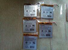 5x Replacement internal battery for ipod Nano 3 3rd gen 3G Generation A1236 4/8G