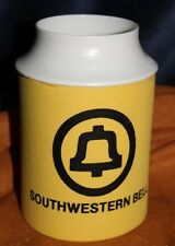 VINTAGE KOOZIE KUP SOUTHWESTERN BELL TELEPHONE / YELLOW PAGES ADVERTISING CUP