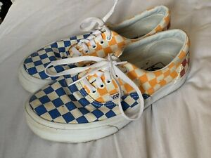 Vans Authentic Checkered- size 6 trainers - Multicolour