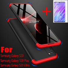 For Samsung Galaxy S20 Ultra Plus 5G SHOCKPROOF SLIM 360 Case+Screen Protector