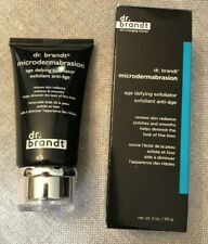 Dr. Brandt Microdermabrasion Age Defying Exfoliator 2oz Sealed NEW IN BOX