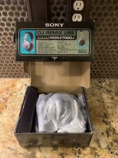 New Old Stock Sony MDR-Z700 DJ Dynamic Stereo Headphones - Perfect. Never Used.