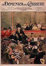 DOMENICA DEL CORRIERE COPIA COMPLETA DEL 08.08.1900