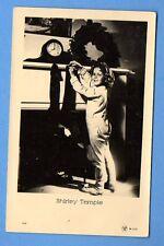 SHIRLEY TEMPLE # 1121 VINTAGE PHOTO PC. PUBLISHER LATVIA 553