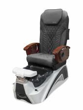 Versai Pipeless Spa Pedicure Chair (B/W Edition)