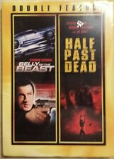 Belly of the Beast/ Half Past Dead DVD NEW 2 DiscSet Steven Seagal FactorySealed