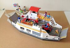 Playmobil (5127) Passenger/ Vehicles Ferry with Lots of Added Accessories