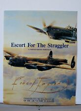 Escort For The Straggler  Robert Taylor  Multi-Page Advertising Brochure